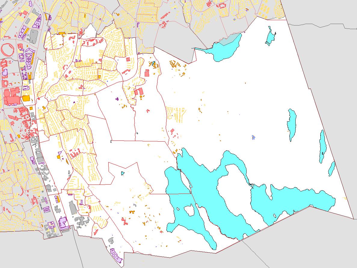 Här visar kommunen att de 3000 örgryteborna som inte bor i Örgryte bor i Lunden,, Björkekärr, Heden och Krokslätt.