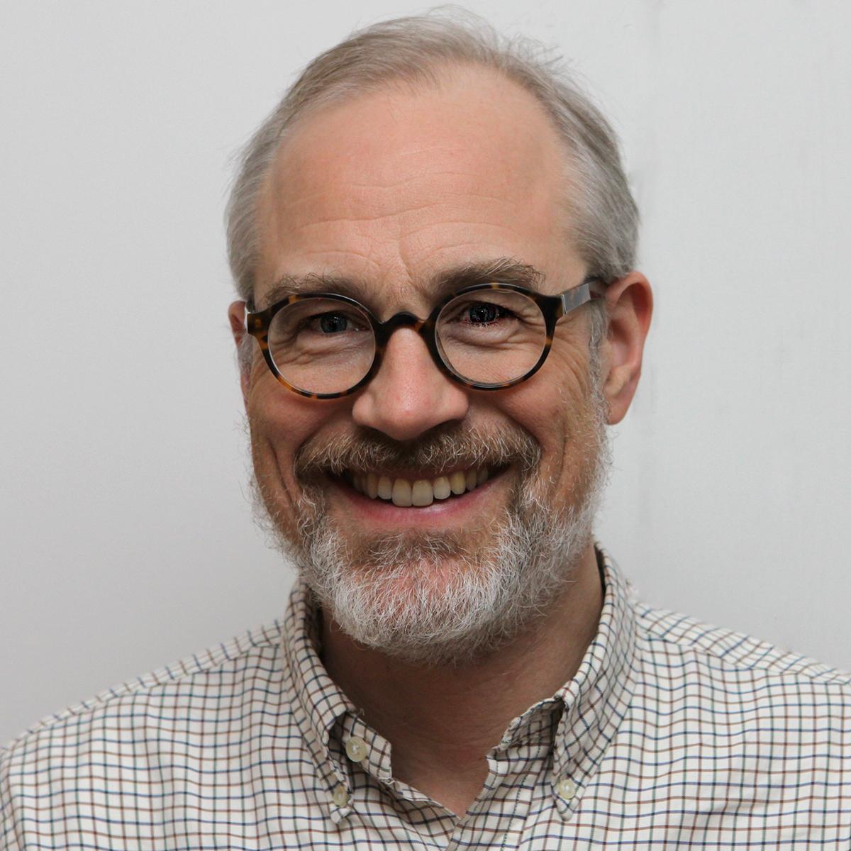 David Herrman är styrelsemedlem i Örgryteföreningen sedan 2016