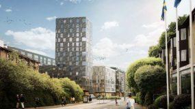 600 nya bostäder och ny front på Danska vägen