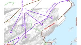 EFTERLYSER: Namn på platser i Delsjöns terräng