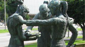 """Statyn kommer """"hem"""" till Örgryte"""